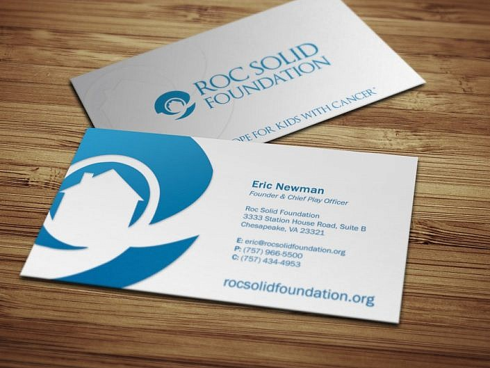 Branding for Roc Solid Foundation