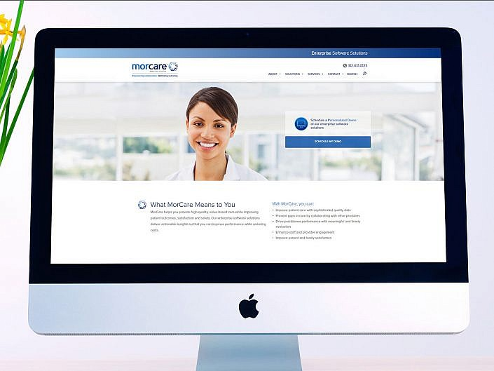 MorCare, LLC Website